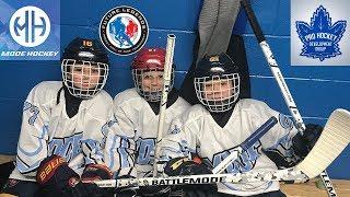 Kids HocKey Insane Comeback Hockey Hall of Fame Tournament Mode Hockey vs Pro Hockey