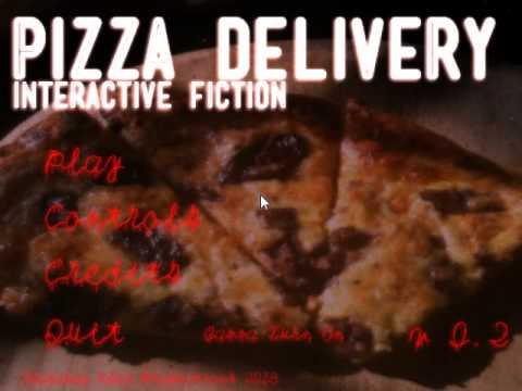 La signora non paga le tasse!-Pizza Delivery