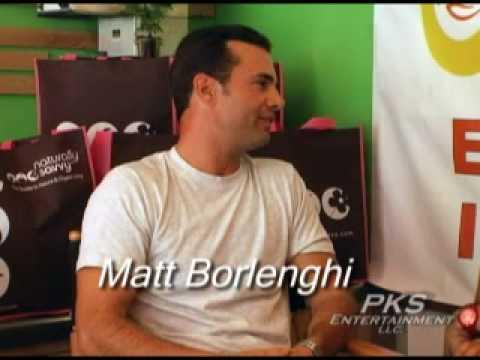 Naturally Savvy TV Presents Matt Borlenghi