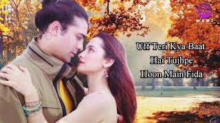 Toh Aagaye Hum (LYRICS) - Jubin Nautiyal Ft. Mithoon | Sayeed Quadri