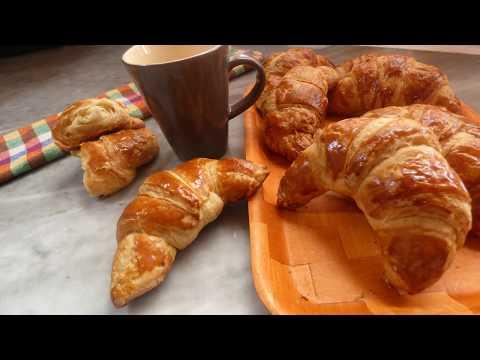 croissant-au-beurre-super-facile-super-croustillant---easy-croissants-recipe-!