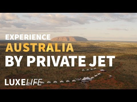 This Exclusive Australia Tour Comes With a Private Jet