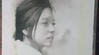 Học Vẽ Online AZ - Quy Trình Chuẩn Vẽ Chân Dung Phần 3