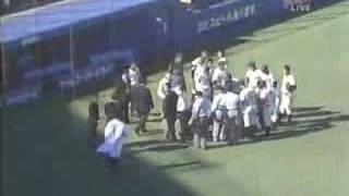 高校野球 選手が突然倒れ痙攣起こす thumbnail