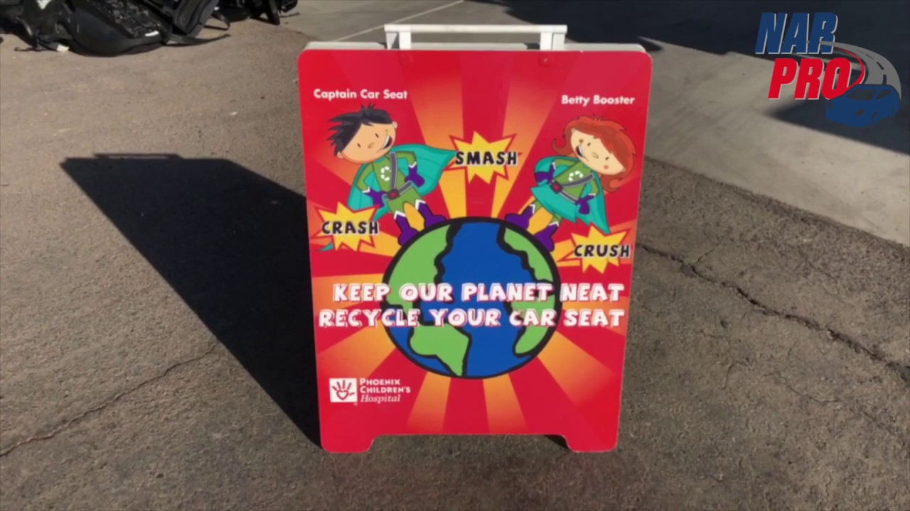 Car Seat Disposal >> Now This Is How You Recycle A Car Seat