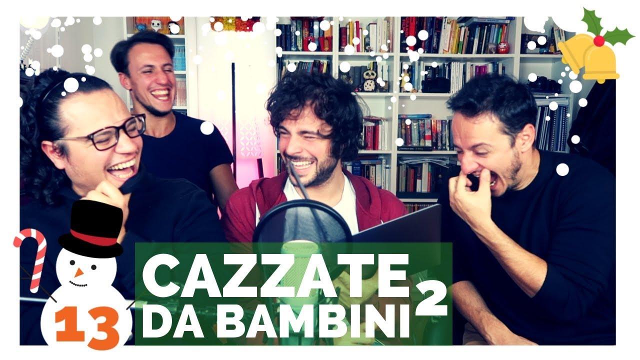 CAZZATE FATTE DA BAMBINI pt. 2 | Vita Buttata - Guglielmo ft. Fratelli