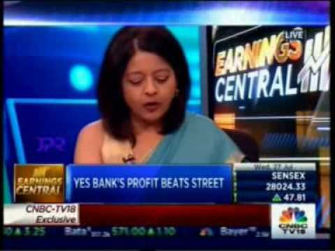 Mr. Rana Kapoor, MD & CEO, YES BANK in conversation with CNBC TV18