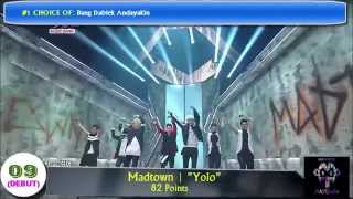 K-Pop Top 10 2014 | 4th Week of October 2014 (Week 43)