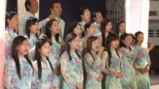 Cao vời khôn ví - Ca đoàn Cecillia (Gx Nam Bình 26.02.2011)