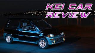Kei Car Review: Mitsubishi Minica Dangan ZZ