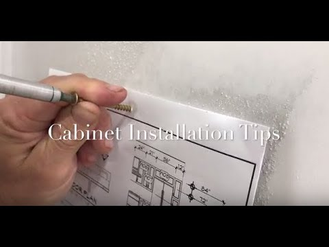 Superieur Cabinet Installation Tips