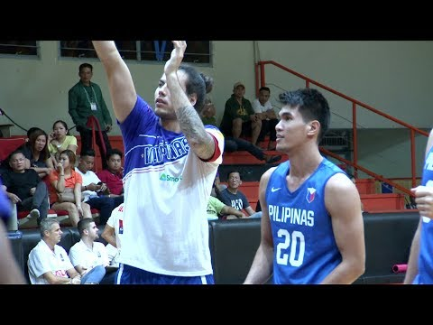 Highlights: Gilas Pilipinas vs. Lebanon | Tune-up Game 4