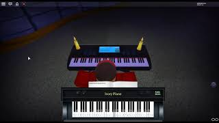 Gate of Steiner - Steins; Gate by: Takeshi Abo on a ROBLOX piano.