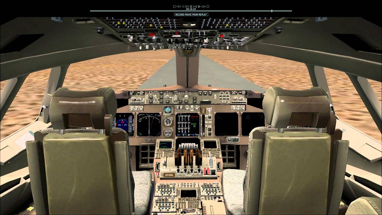 x plane 10 how to landing manual united 744 airplane youtube rh youtube com Boeing 747-400 Cockpit Boeing 747 400 Business Class