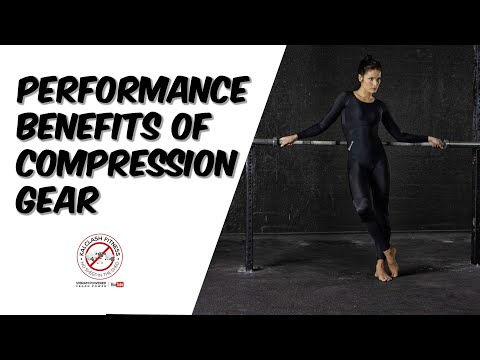 What are the performance benefits of compression gear - 2XU Skins  Under Armour Nike pro combat etc