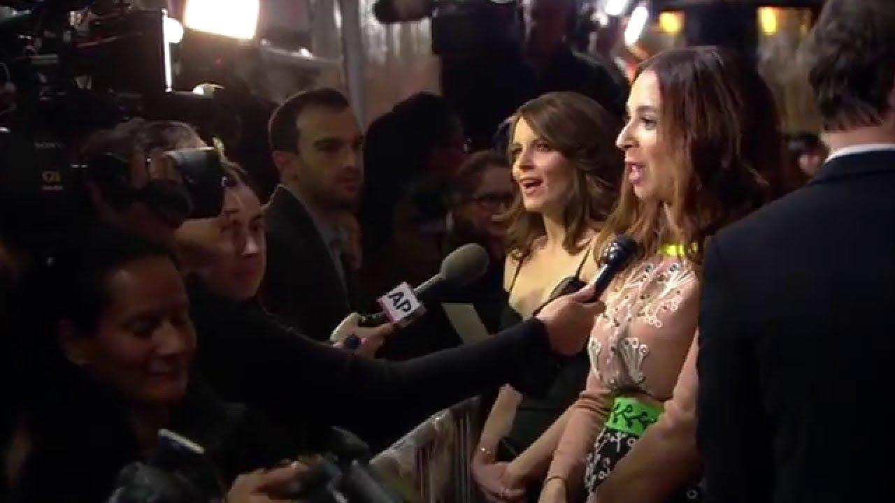 Sisters Premiere Red Carpet Tina Fey Amy Poehler John Cena Maya