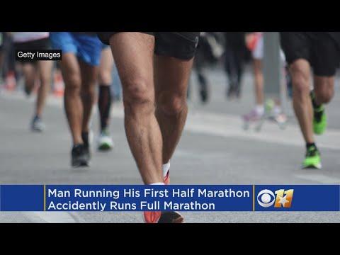 Fargo Man Runs Full Marathon Thinking He Was Only Running A Half-Marathon