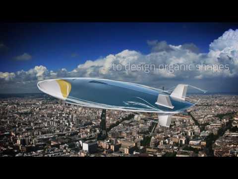 Green Solar Airship