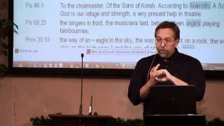 Virgin Birth Prophecy Jesus and the Old Testament - Dr. Michael S. Heiser