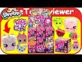 Full Case Shopkins Season 9 Wild Style Blind Boxes Bag Pet Pod Unboxing Toy Review by TheToyReviewer