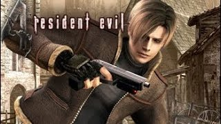 Resident Evil 4 Livestream With Commentary, Part 1