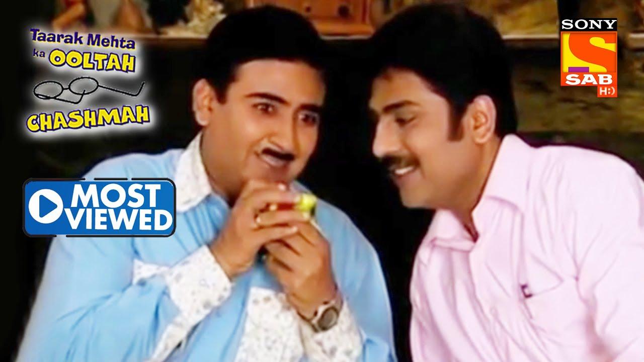 ताश Party के लिए बोला Gokuldham के Gents ने झूठ | Taarak Mehta Ka Ooltah Chashmah | Most Viewed