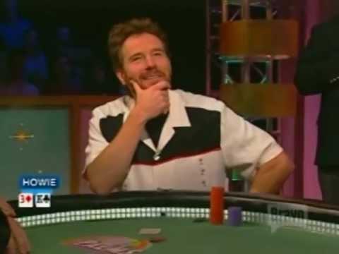 Celebrity Poker - p2 - Peter Dinklage, Bryan Cranston, Meat Loaf, Howie Mandel, Stephen Collins