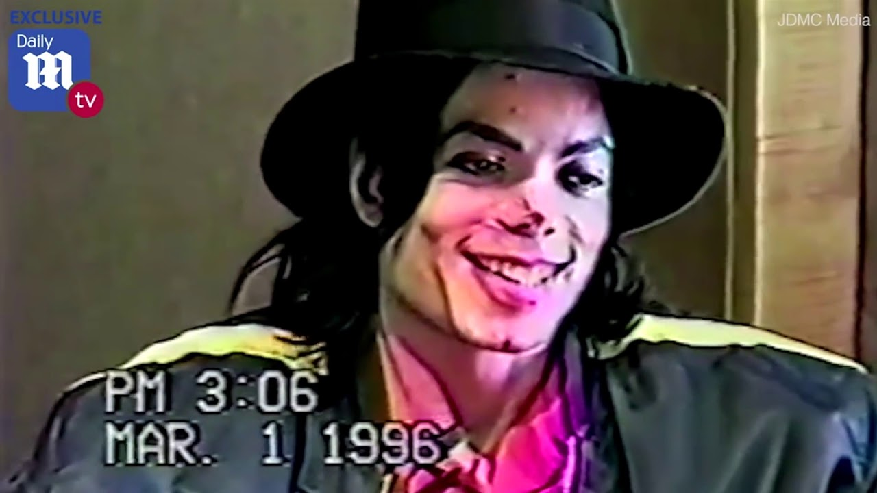 Michael Jackson - Addresses The Allegations (1996) | Deposition Video.