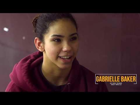 Wrestle Like A Girl: How Bay Shore's Female Wrestling Program Game To Be