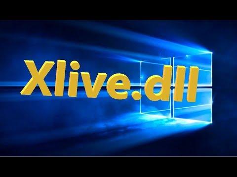 Скачать Xlive.dll и исправить ошибку на ПК с Windows