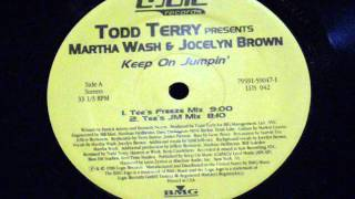 Keep on jumpin - Martha wash & Jocelyn brown
