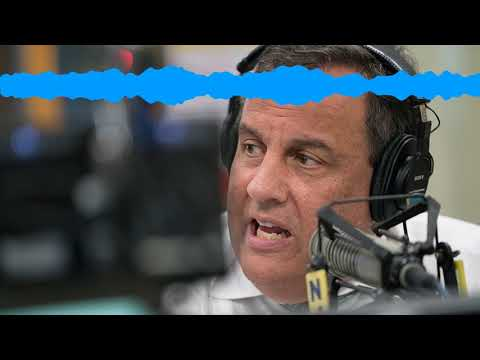 Chris Christie gets stuck in NJ snow —Calls NJ 101.5 with report