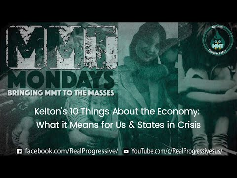 Kelton's 10 Things About the Economy: What it Means for Us & States in Crisis