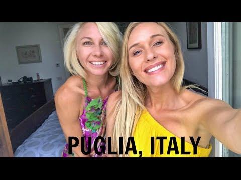 ANASTASIYA EXPLORES PUGLIA, ITALY