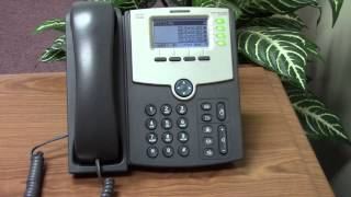 Cisco SPA Phone Basic Features: Hold, Volume, Mute, and Do Not Disturb