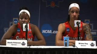 Syracuse Players at UConn Press Conference