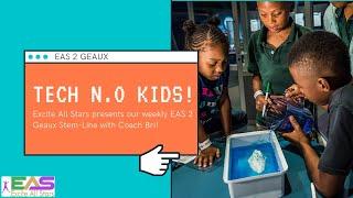 TECH NO KIDS! | STEM - LINE | Slime Activity