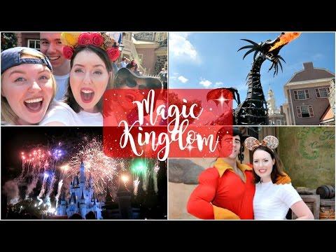Disney World Vlog May 2017   Magic Kingdom