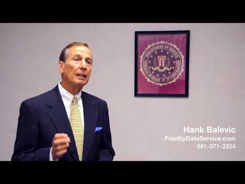Automation Has No Place in Background Screening - Background Checks, Investigation - Hank Balevic