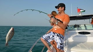Deep Sea Fishing in Dubai - Al Wasl Yachts