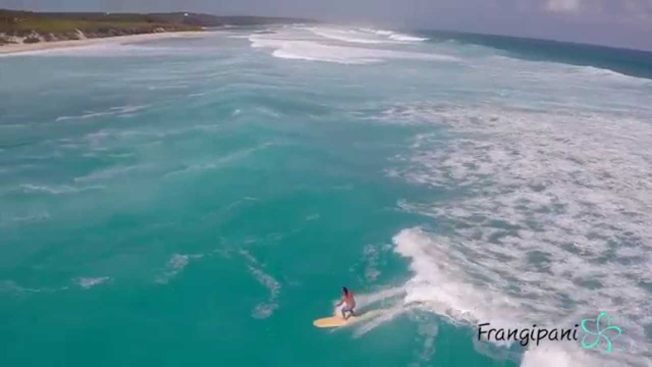 Surfing Eleuthera Bahamas Huge Swell From Winter Storm Damon You