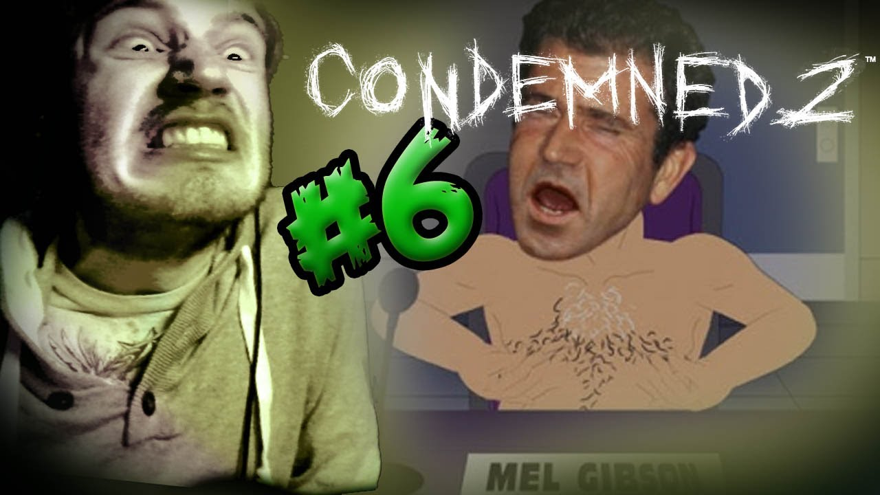 TWIST THEM NIPPLES! - Condemned 2: Blood Shot - Let's Play - Part 6
