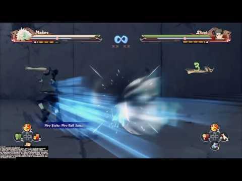 Shisui vs six paths madara- i had to fight for this sh*t