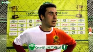Osmanlı Spor - Ömer Ropörtaj / BURSA / iddaa Rakipbul Ligi 2014 Kapanış Sezonu