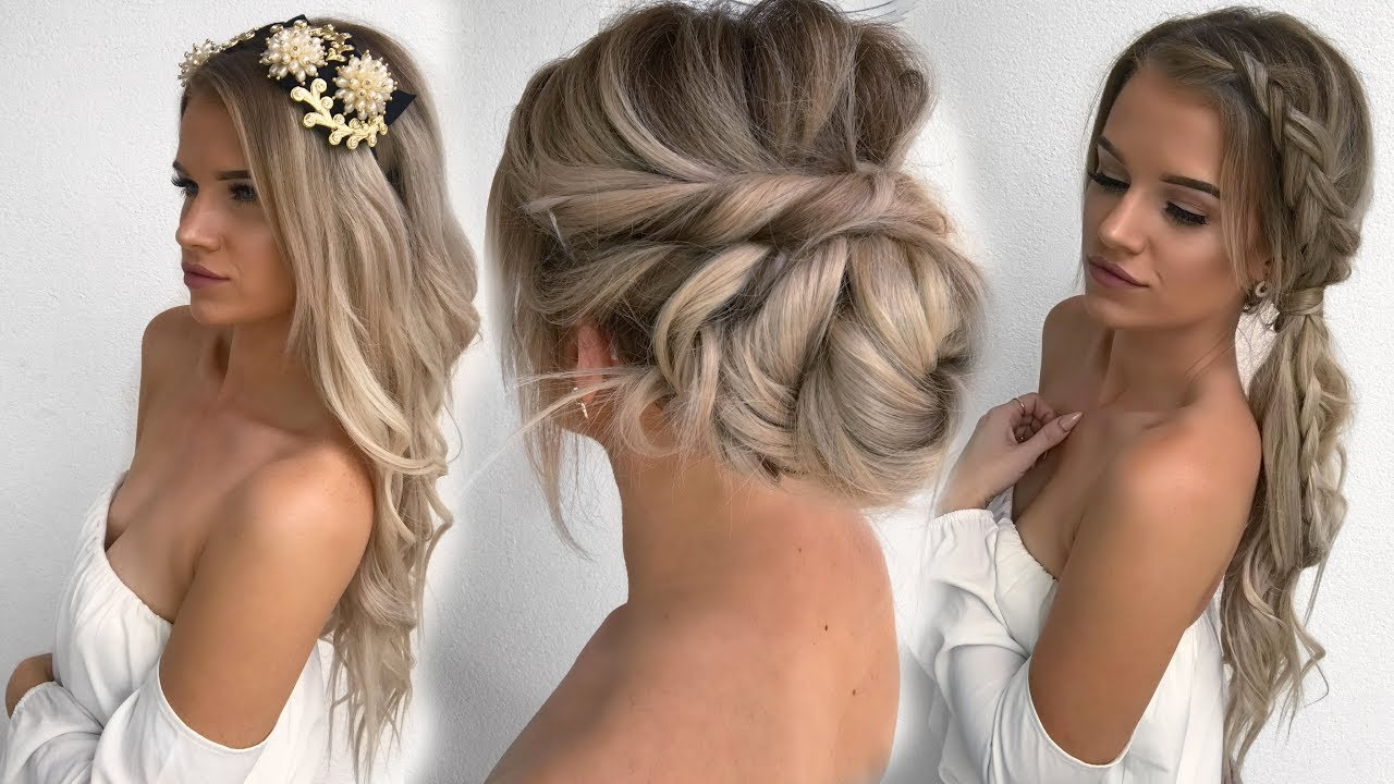 quick & easy hairstyles / hair extensions