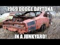 The Epic Mopar Junkyard Part 4: A DAYTONA in the field, Charger R/T's and Coronet R/T's