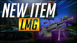Fortnite Battle Royale | NEW UPDATE 3.5.2 - Light Machine Gun, NEW Weapon Patch Notes