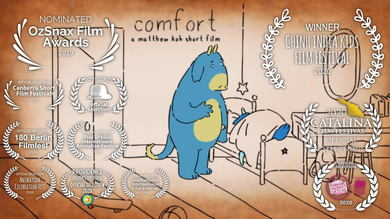 "Animated Short Film Release - ""Comfort"""