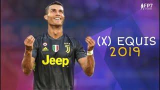 Cristiano Ronaldo ►X (EQUIS) 2018 | Nicky Jam x J. Balvin | Skills and Goals | HD