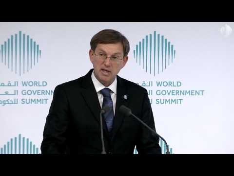 WGS17 Sessions: Main Address by H.E. Miro Cerar